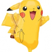 Folieballong Supershape Pokemon 62x78cm 85kr