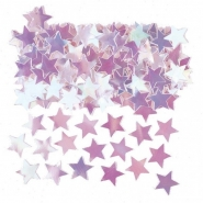 Konfetti iriserande stjärnor 14g 10kr