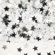 Konfetti silver stjärnor 14g 10kr