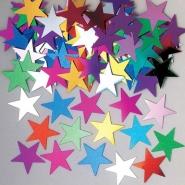 Konfetti balandade stjärnor 14g 10kr
