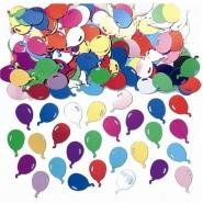 Konfetti metallic ballonger 14g 14kr