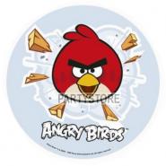 Tårtoblat Angry birds 21cm 59kr
