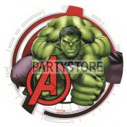 Tårtoblat Avengers (1) 21cm 59kr