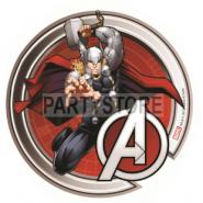 Tårtoblat Avengers (4) 21cm 59kr