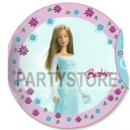 Tårtoblat Barbie (2) 21cm 59kr
