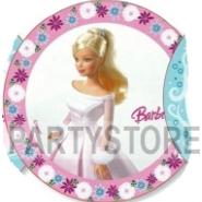 Tårtoblat Barbie (3) 21cm 59kr