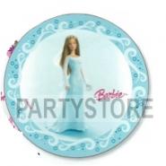 Tårtoblat Barbie (4) 21cm 59kr