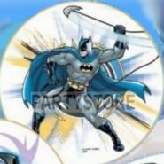 Tårtoblat Batman (1) 21cm 59kr