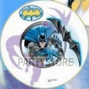 Tårtoblat Batman (2) 21cm 59kr