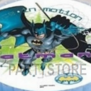 Tårtoblat Batman (3) 21cm 59kr