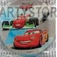 Tårtoblat Cars (2) 21cm 59kr