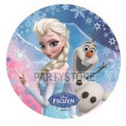 Tårtoblat Frozen (1) 21cm 59kr