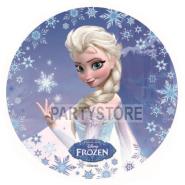Tårtoblat Frozen (2) 21cm 59kr