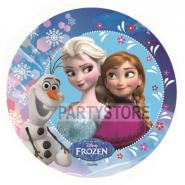 Tårtoblat Frozen (4) 21cm 59kr