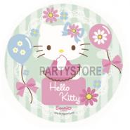 Tårtoblat Hello kitty (1) 21cm 59kr