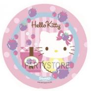 Tårtoblat Hello kitty (3) 21cm 59kr