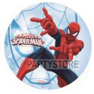 Tårtoblat Spiderman (1) 21cm 59kr