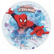Tårtoblat Spiderman (2) 21cm 59kr