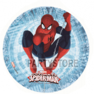 Tårtoblat Spiderman (4) 21cm 59kr