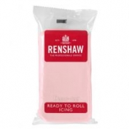 Sockerpasta Renshaw 250g Baby pink 32kr