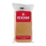 Sockerpasta Renshaw 250g Teddybear brown 32kr