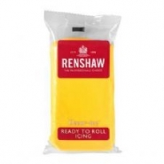 Sockerpasta Renshaw 250g Yellow 39kr