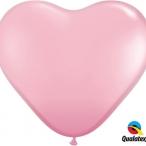 Jätteballonger Hjärtan 91cm 2st Pink 259kr