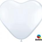Jätteballonger Hjärtan 91cm 2st White 259kr