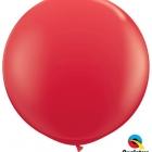 Jätteballonger 91cm 2st Red 89kr