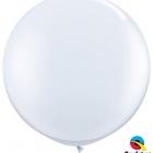 Jätteballonger 91cm 2st White 89kr