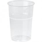 Ölglas av plast 62cl 25st 39kr