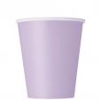 Pappersmuggar 266ml 8p Lavender 20kr