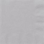 Servetter 2-lags 20p Silver 19kr