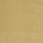 Servetter 2-lags 20p Gold 19kr