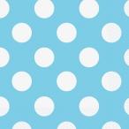 Servetter prickar ljusblå 2-lags 16p 18kr