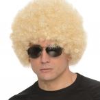 BESTÄLLNINGSVARA Peruk Blond afro 109kr
