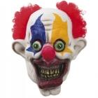 BESTÄLLNINGSVARA Latexmask Clown scary 199kr