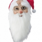 BESTÄLLNINGSVARA latexmask Santa 179kr