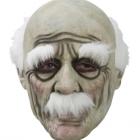 BESTÄLLNINGSVARA latexmask Old man w. mustache 199kr