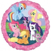 folieballong 43cm my little pony 38kr
