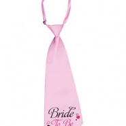 Bride to be slips rosa 35kr