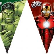 Vimpel Avengers 2,6m 49kr