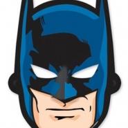 Masker Batman 8st 48kr