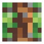 Servetter 2-lags 16p Minecraft 39kr