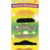 6pack med mustascher 19kr