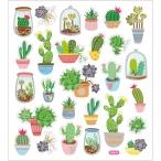 Stickers Kaktusar 1ark 15kr