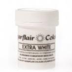 Gelfärg livsmedel 50g Extra white 69kr