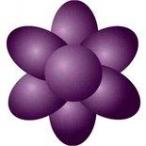 Gelfärg livsmedel 25g Deep purple 45kr