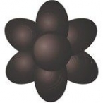 Gelfärg livsmedel 25g Black 45kr