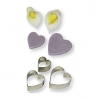 Pme cutter heart, arum lily 3p 99kr
